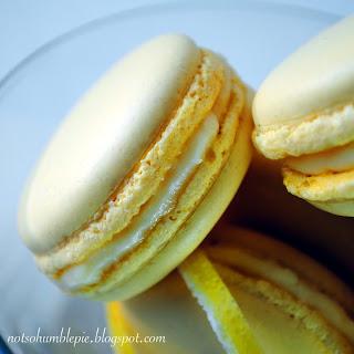 Pistachio - Cocoa Nib Macarons With Bourbon Buttercream Recipes ...