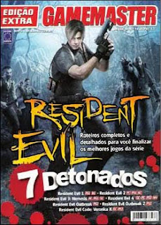 2lcwcy0 Revista Game Master Resident Evil