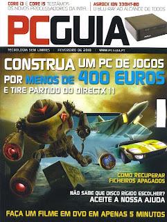 Download Revista PC Guia   Fevereiro 2010 Baixar