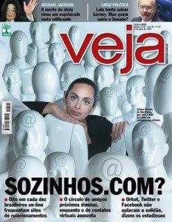 img Revista Veja 08 Julho 2009   Ed nº 2120 On Line