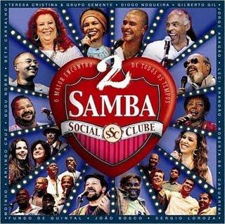 Cd Samba Social Clube - Ao Vivo 2 (2009)