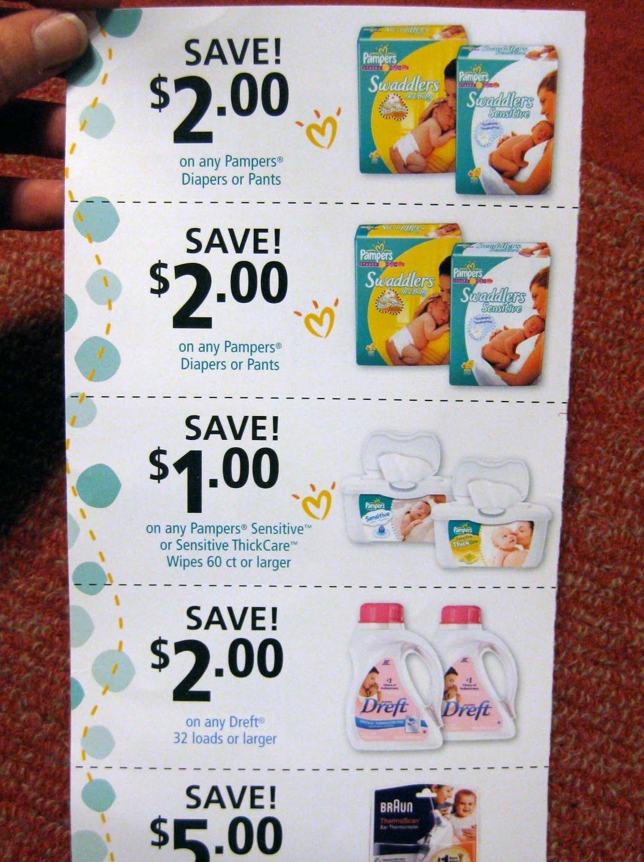 Print pampers coupons uk
