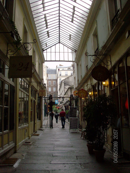 Passage Saint Andre des Arts