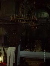 Interior de Saint Julien le Pauvre