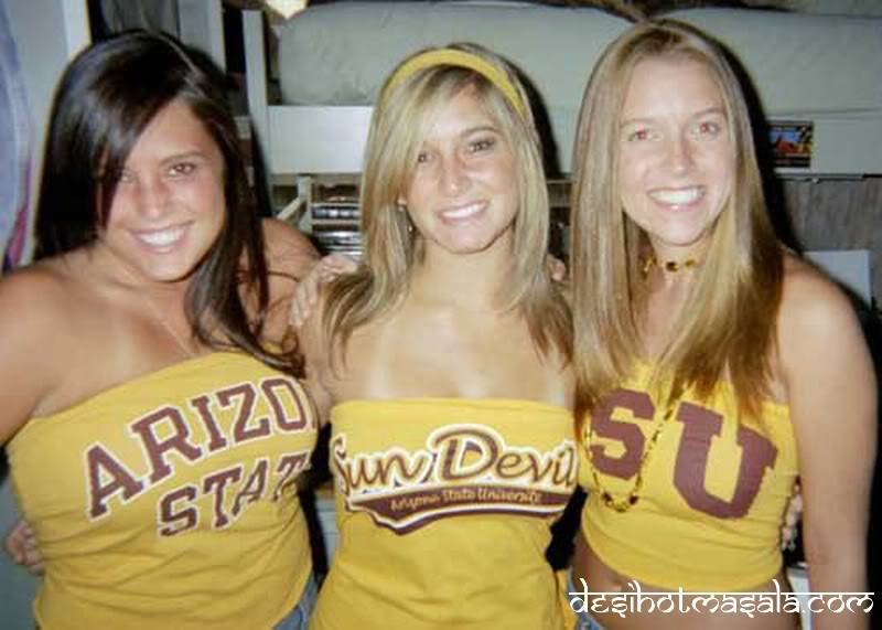 University of arizona porn