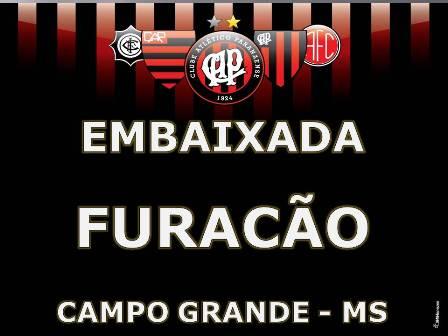 EMBAIXADA FURACÃO - CAMPO GRANDE - MS