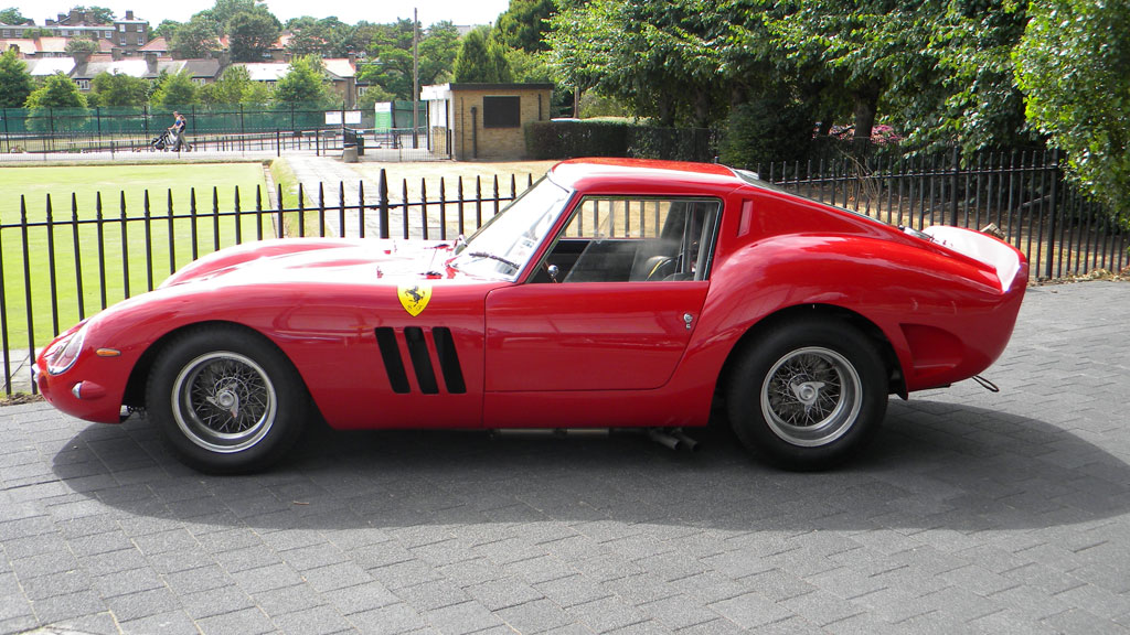 Ferrari 250 GTO Auction 1