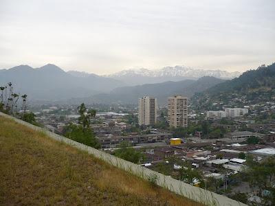 Paisaje Chile