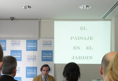 Conferencias jardines