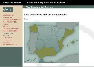 ASociacion Española Paisjistas