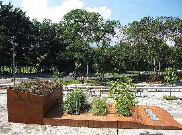Urban garden medell n jardiner a y paisajismo for Autoarq paisajismo
