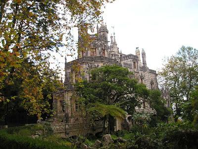 Quinta da regaleira Portugal
