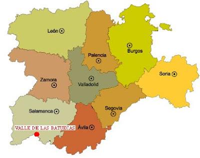 Valle batuecas