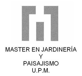 Master Jardinería y Paisajismo