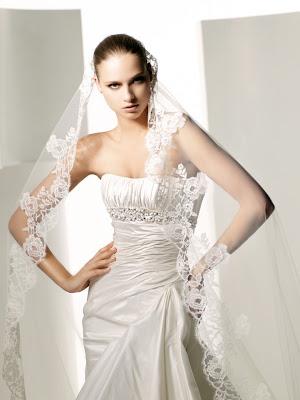 vestidos de noiva para o dia. Hoje, mais dois vestidos para