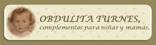 OBDULITA TURNES,