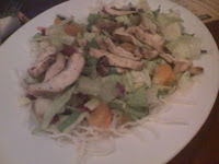 Kid's Tropical chicken salad