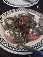 Fresh Tomato and Mozzarella Salad