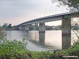Nosi most na Savi