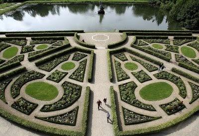 Jardineria en el dise o de interiores jardin barroco for Jardines barrocos