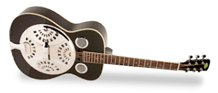 リゾネーターギター