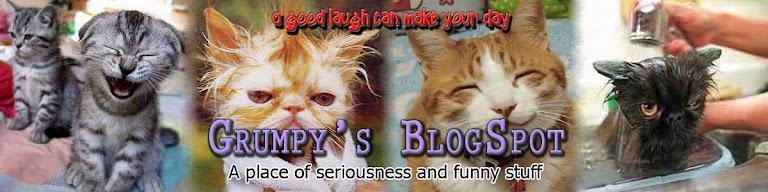 Grumpys BlogSpot