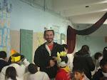 El profe Leandro