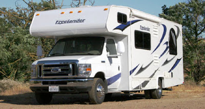 Oakland RV rental