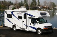 Cheap RV Rental California