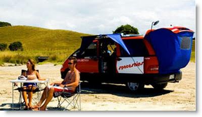 Cheap Campervan Hire Australia