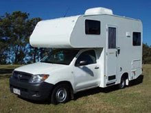 Cairns Campervan hire