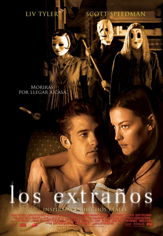 The Strangers affiche
