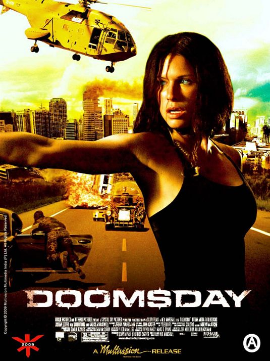 Ngày Diệt Vong - Doomsday (2008)