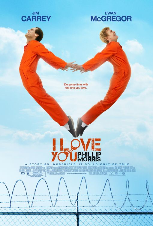 I Love You Phillip Morris (2009). A collection of unusual screenshots taken