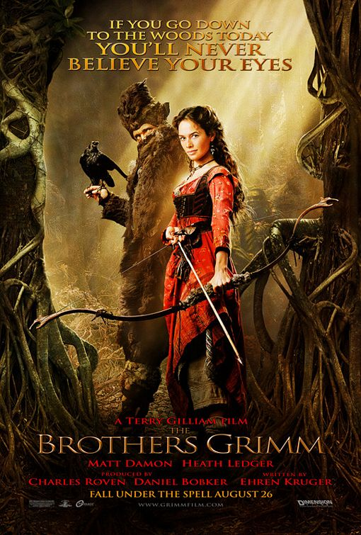 vagebonds movie screenshots brothers grimm the 2005