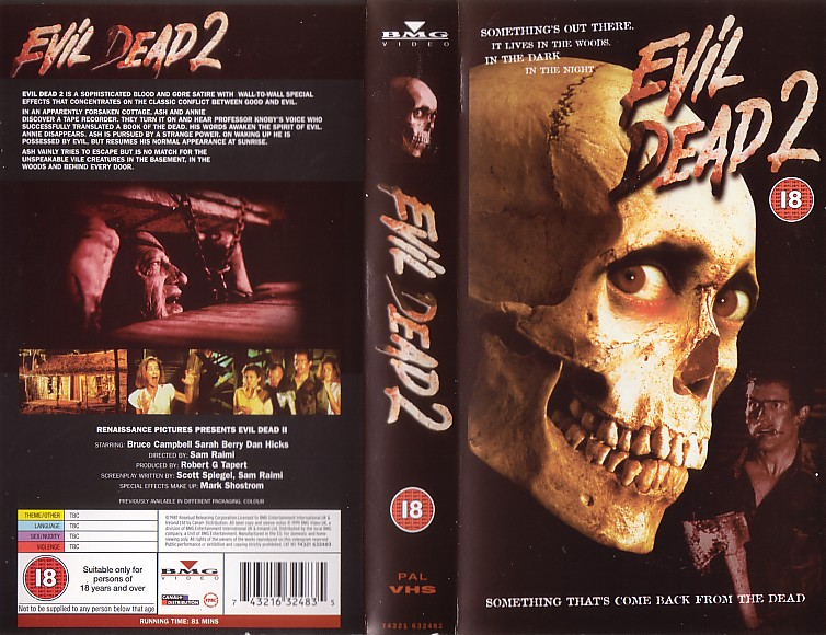 Evil Dead II (1987)