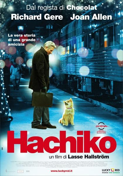 Vagebond's Movie ScreenShots: Hachiko: A Dog's Story (2009 ...