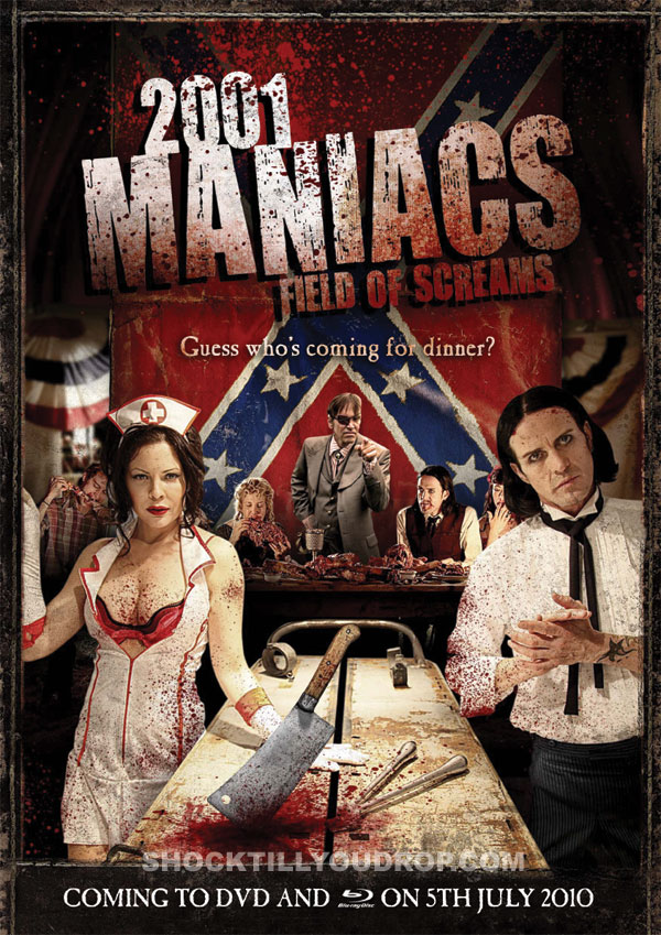 [MULTI] 2001 Maniacs: Field of Screams [DVDRiP] [MP4]