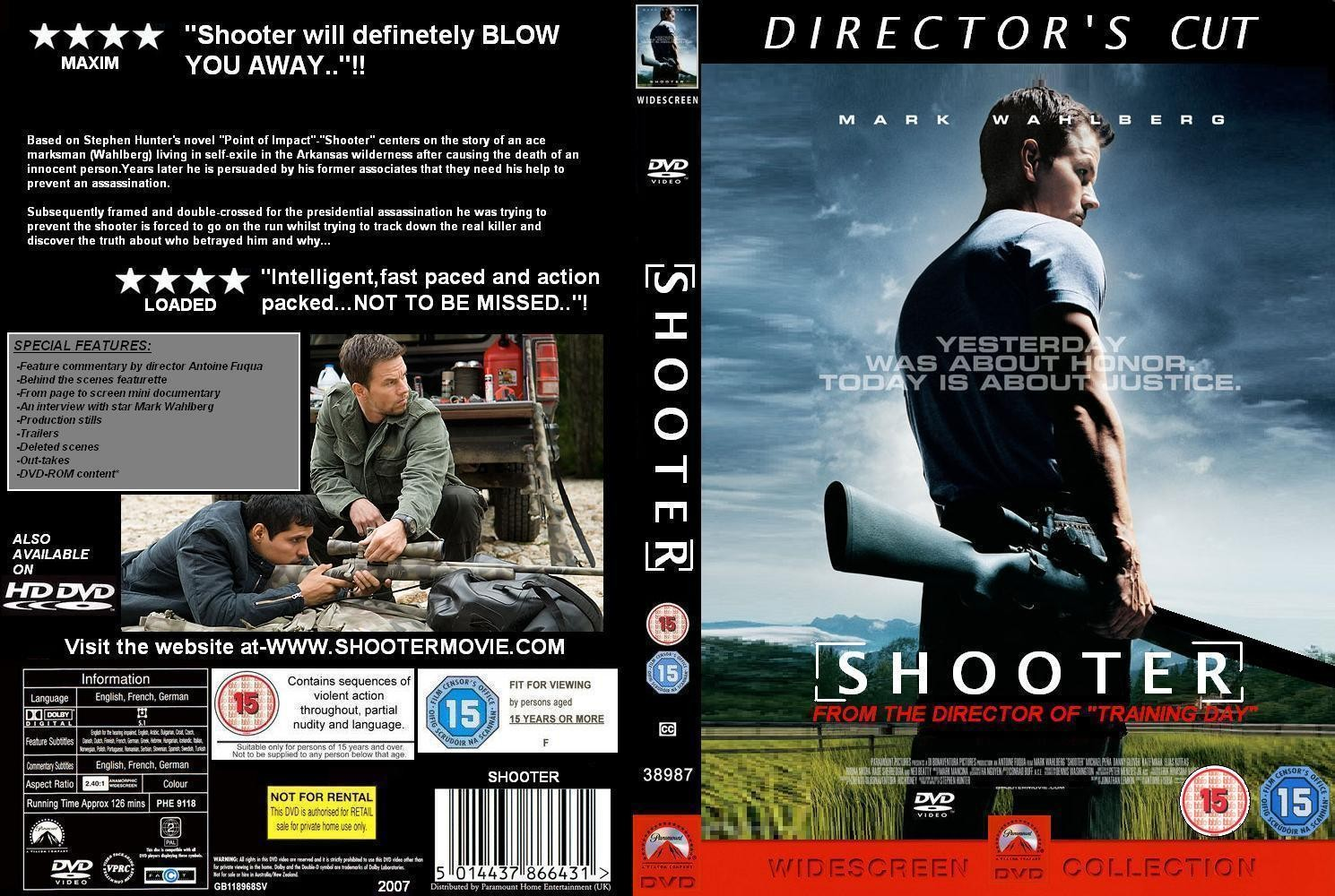 Shooter (2007) - Watch hd geo movies