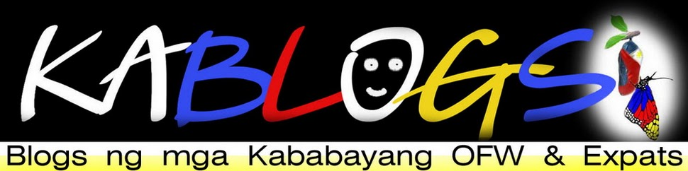 KaBlogs - Blogs ng mga Kabayan sa Abroad