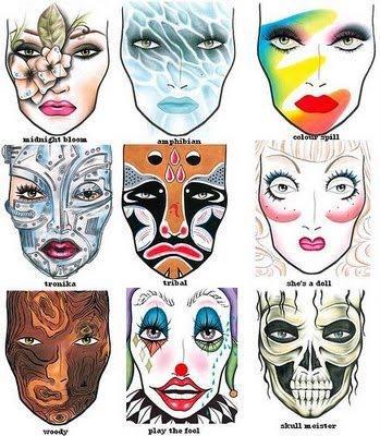 Halloween La Mascarade Commence Par Le Maquillage Etre Radieuse