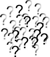 Questions de la semaine...
