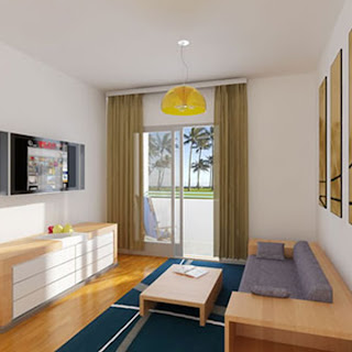 Como decorar los espacios peque os de tu casa for Espacios pequenos en casa