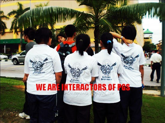 WE ARE INTERACTORS OF PGS