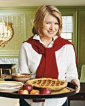 I took Martha's Hostess Quiz and this was the result!