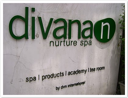 Dreamersloft divana nurture spa bangkok for Divana nurture spa