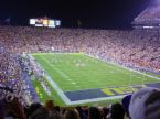 Death valley at night