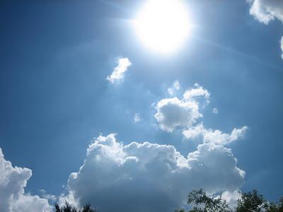 Inilah Jawaban Mengapa Langit Berwarna Biru