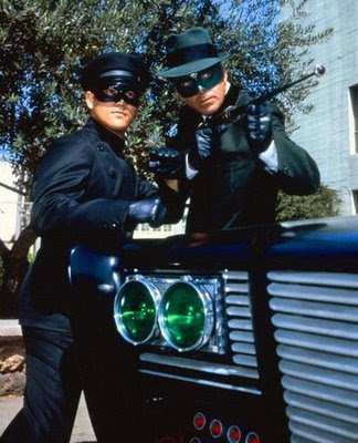 Next to the original Wild Wild West, The Green Hornet was probably