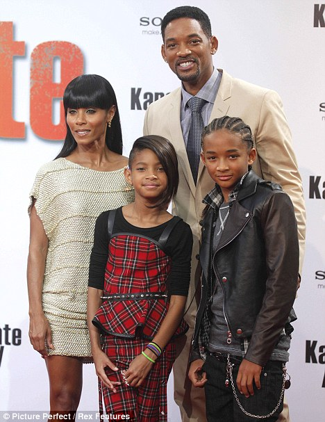 will smith wife and children. will smith wife and children.